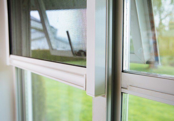 easy cleaning windows