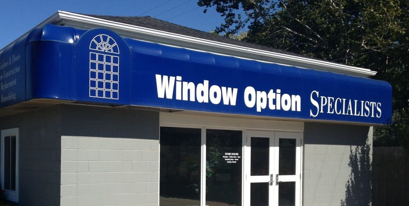 Window Options Specialists Lincoln NE Showroom