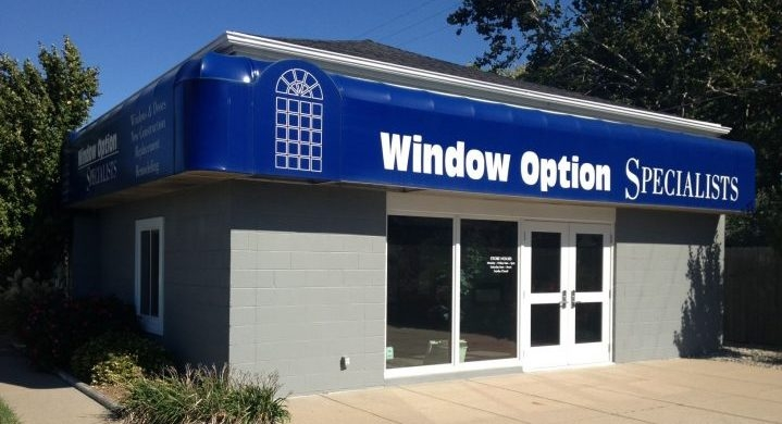 Window Option Specialists Showroom